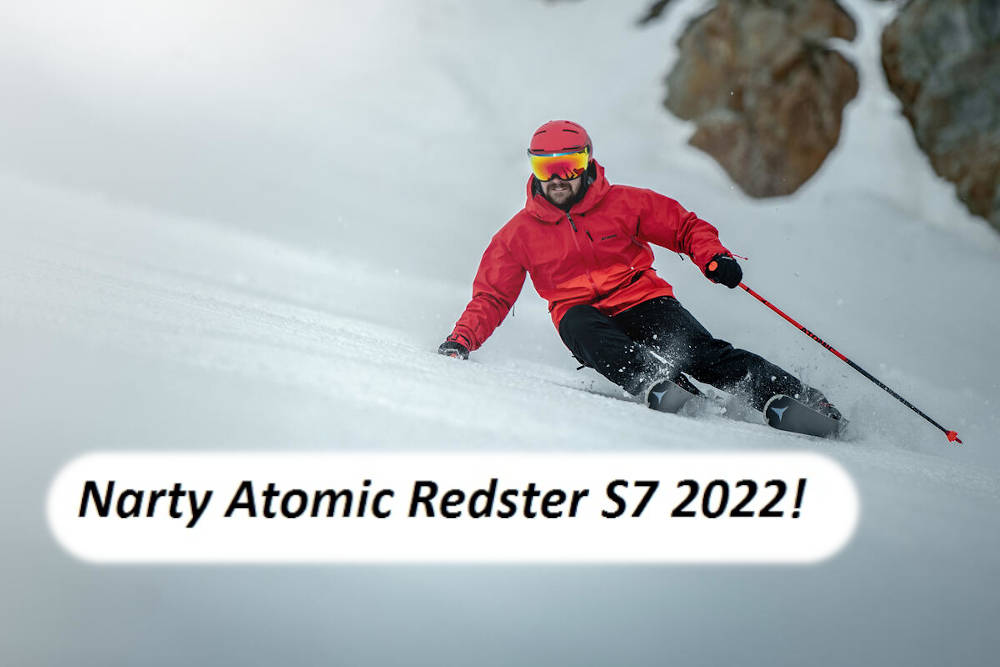 Narty Atomic Redster S7 2022