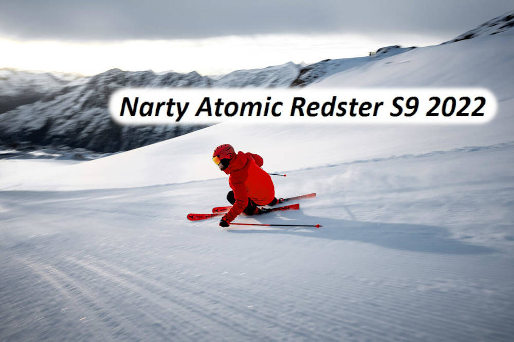 Narty Atomic Redster S9 2022