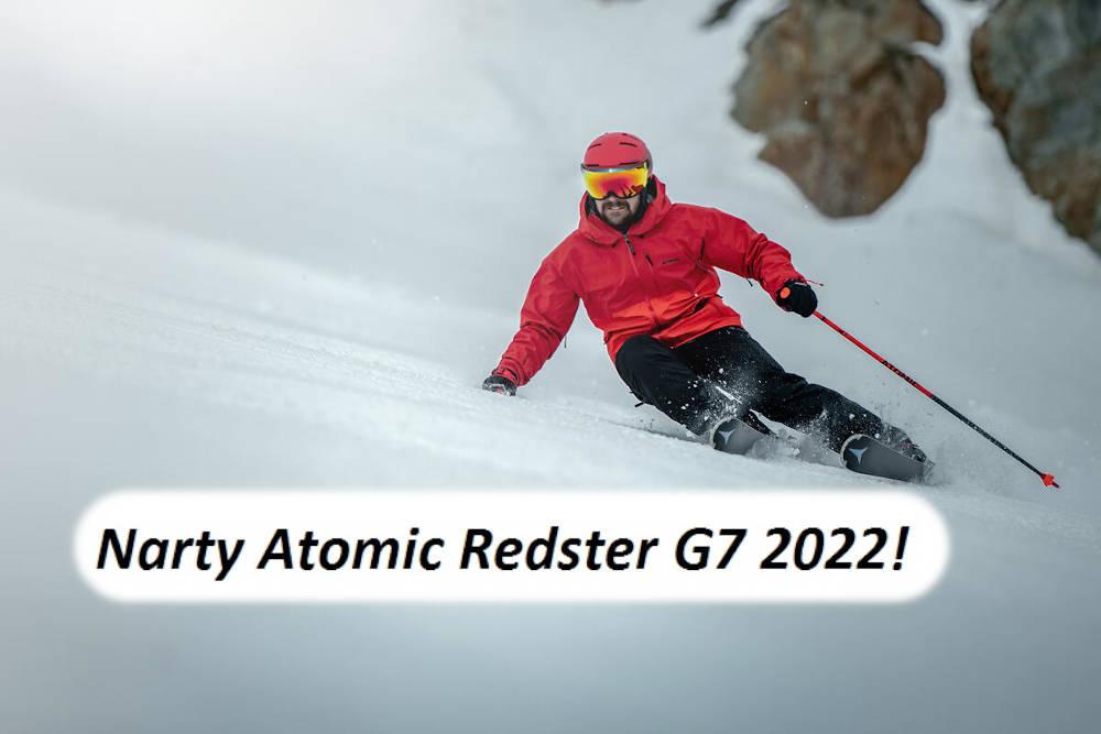 Narty Atomic Redster G7 2022