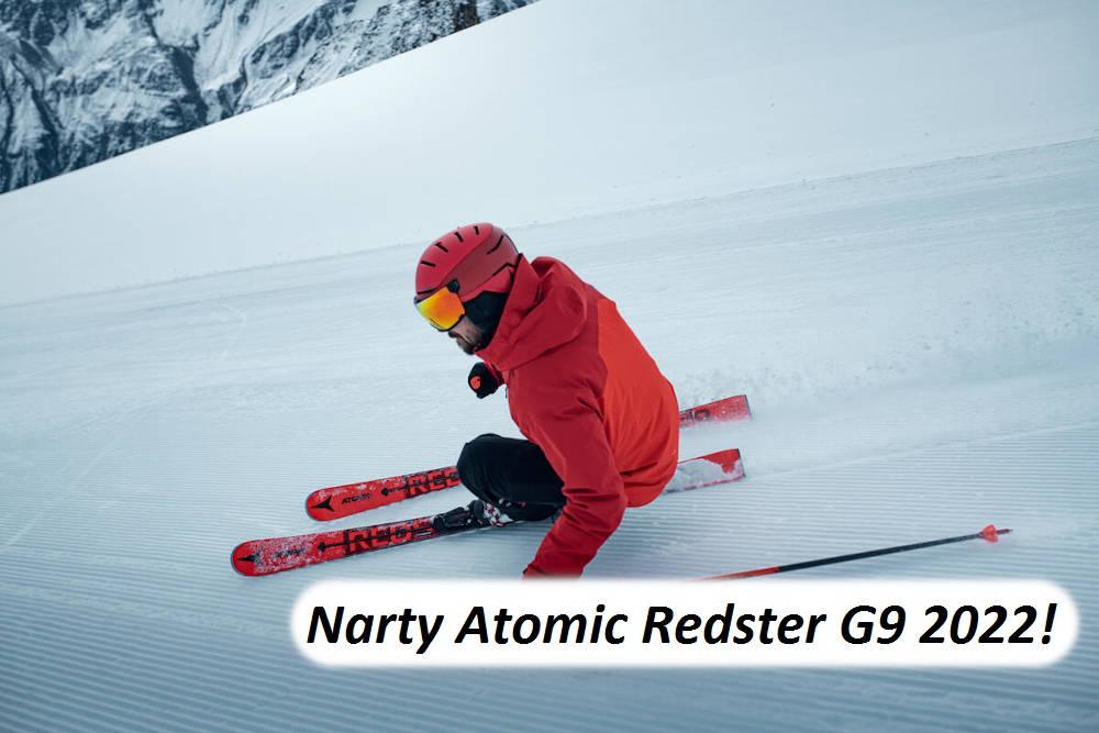 Narty Atomic Redster G9 2022