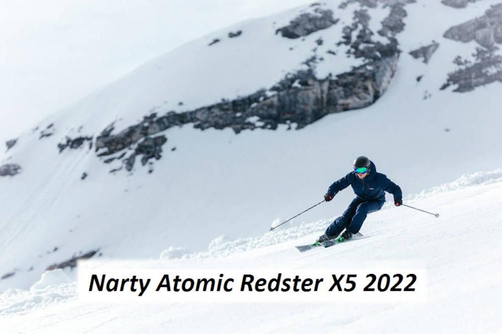 Narty Atomic Redster X5 2022