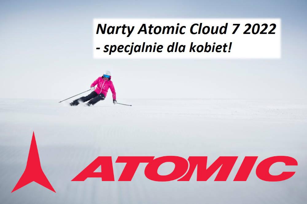 Narty Atomic Cloud 7 2022