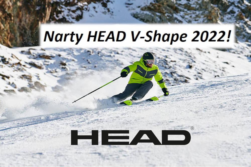 Narty HEAD V-Shape 2022
