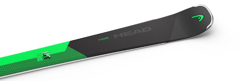 Narty HEAD V-Shape V4 XL 2022