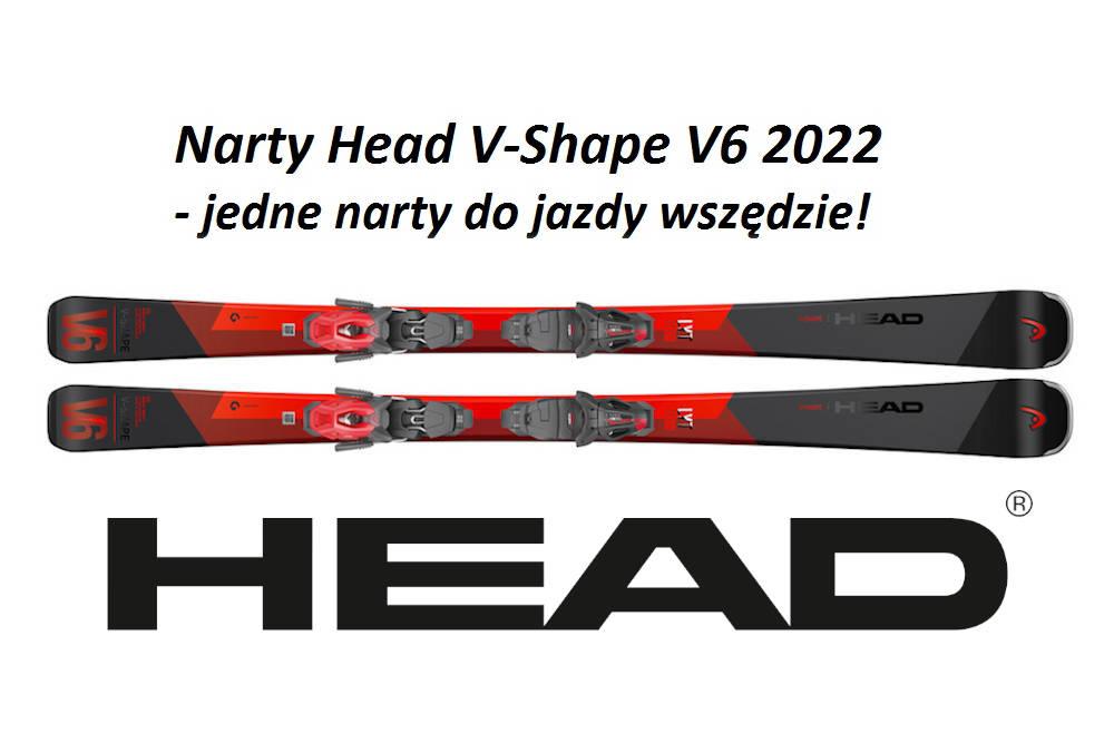Narty Head V-Shape V6 2022